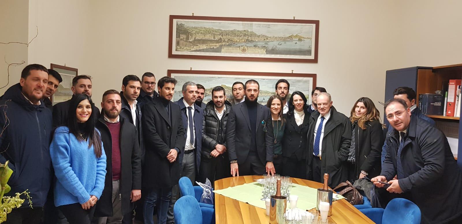 Ance Giovani Campania – Elezione Avv. GIANLUCA VOLPE