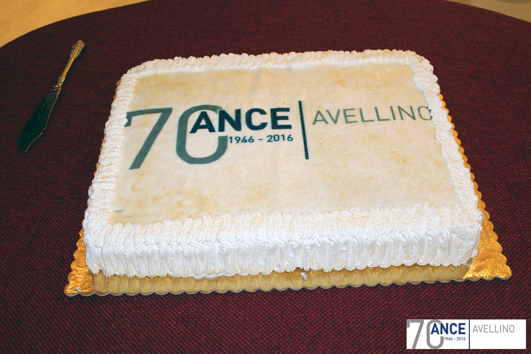 70 Anni Ance Avellino