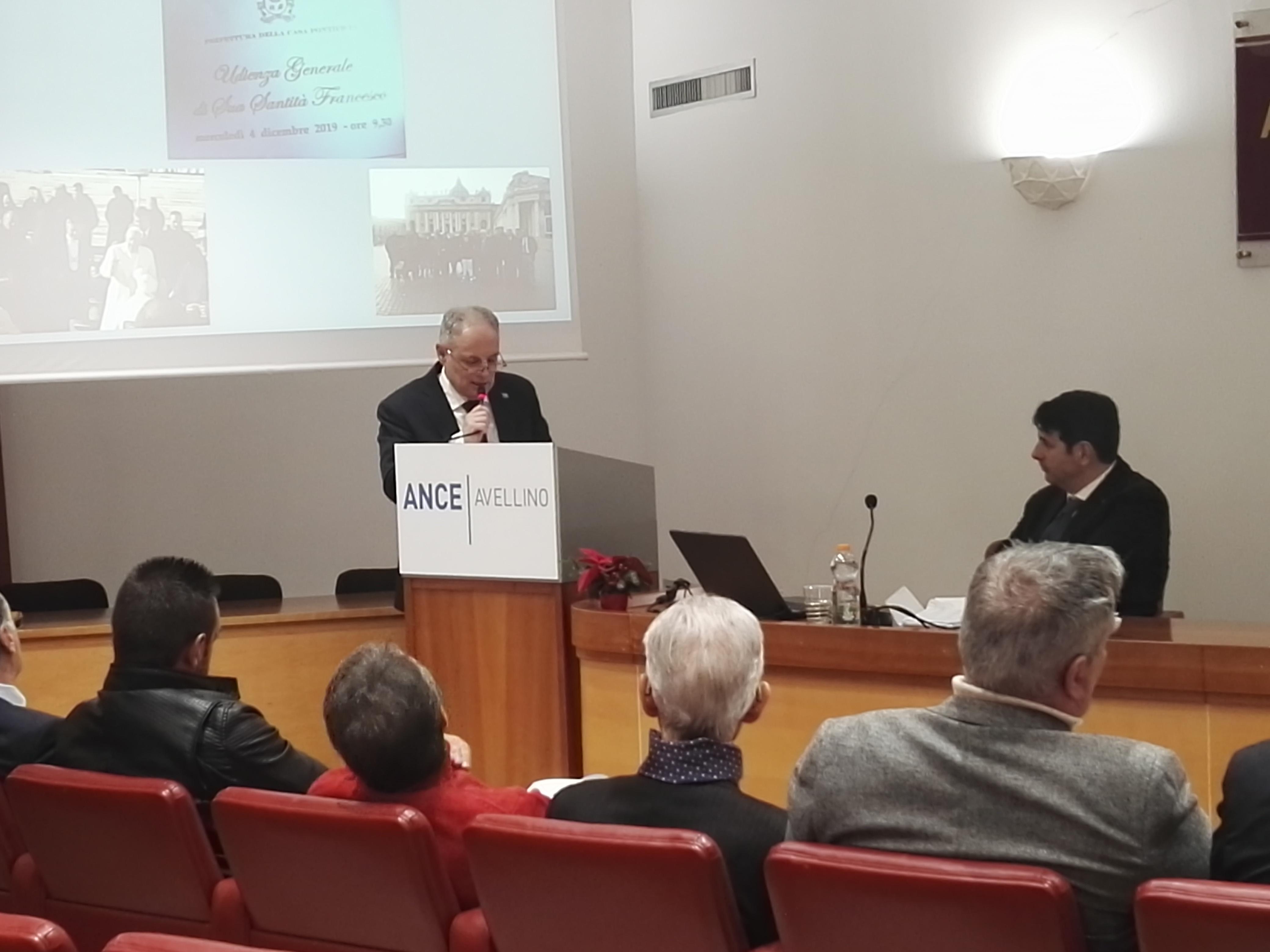 Assemblea ANCE Avellino 10.12.2019