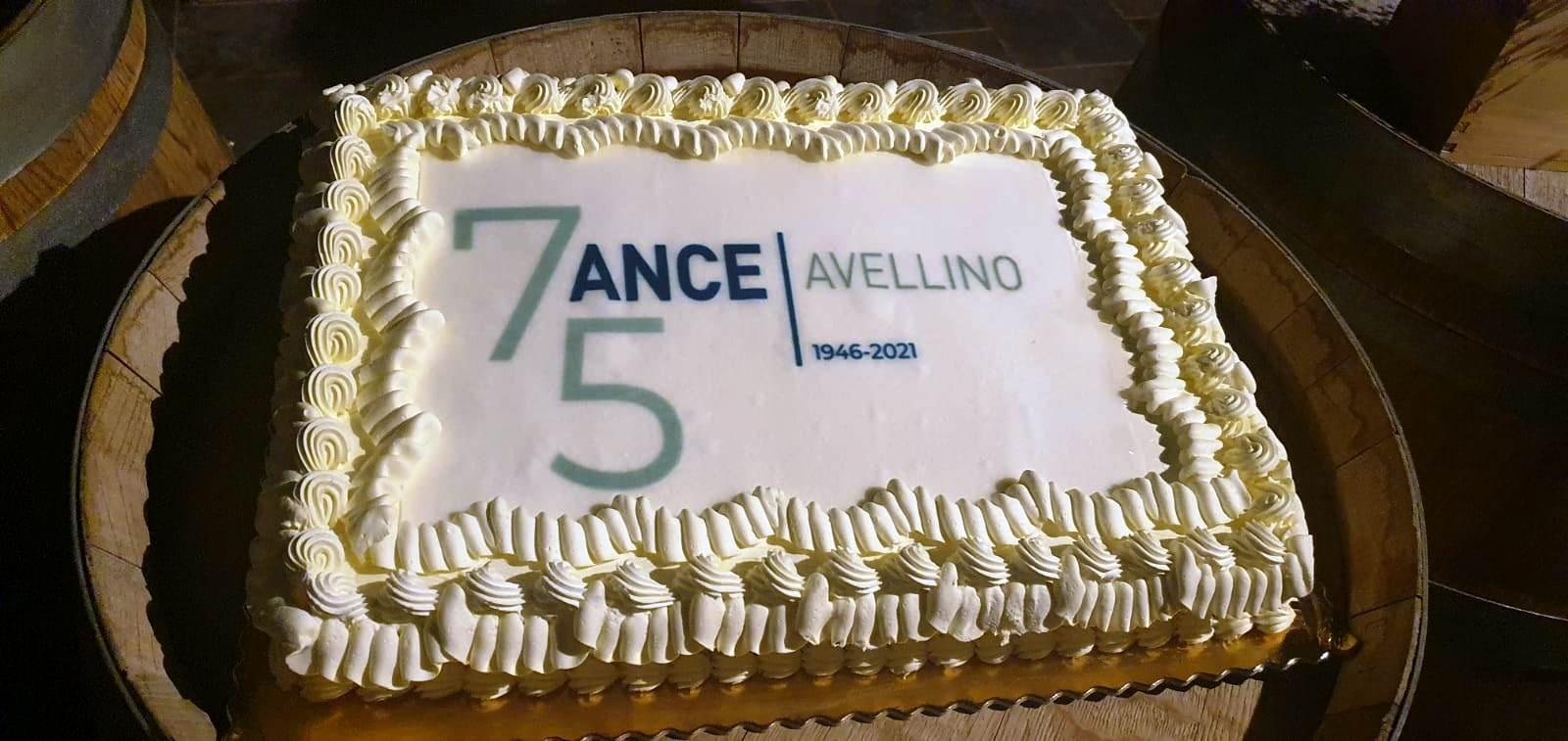 75 anni ANCE Avellino
